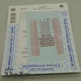 Microscale Decal Set 60-354