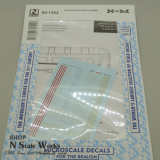 Microscale Decal Set 60-1454