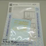 Microscale Decal Set 60-1447