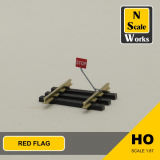 Red Flag Sign